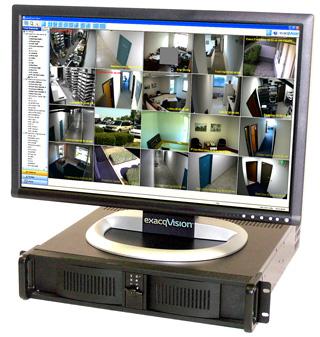 exacqVision Pro Network DVR
