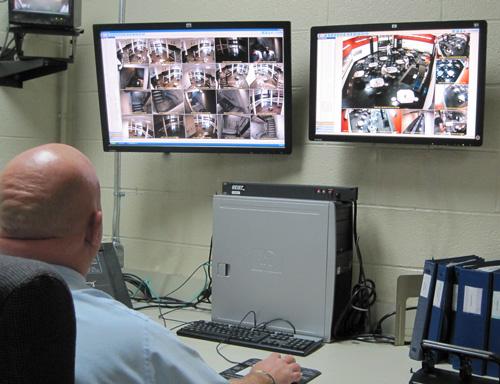 exacqVision - NC Dept of Corrections installation