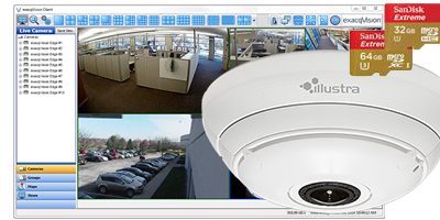 Illustra Edge complete video security solution