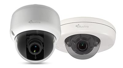 Illustra high definition IP security cameras