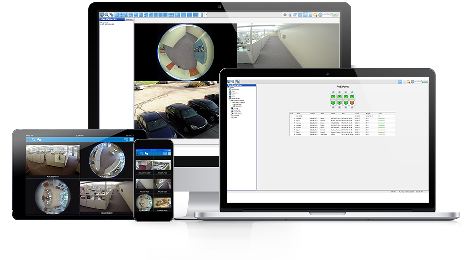 exacqVision free client software